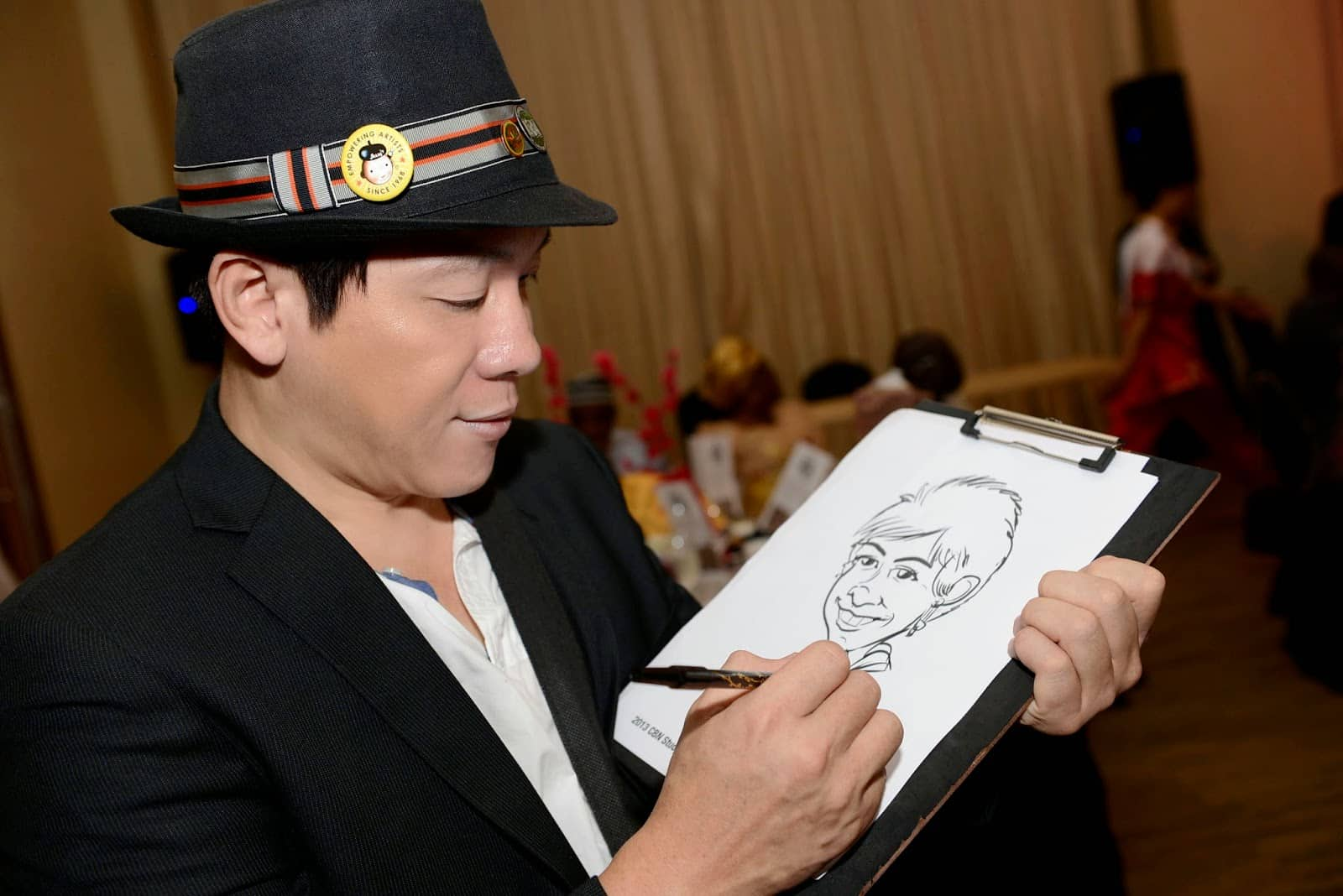 Caricature Services Singapore