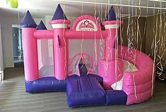 Princess Bouncer or Princess Bouncy Castle in Singapore Functon Room