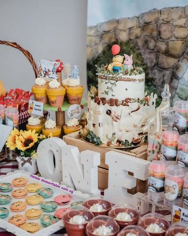 Dessert Table & Candy Buffet