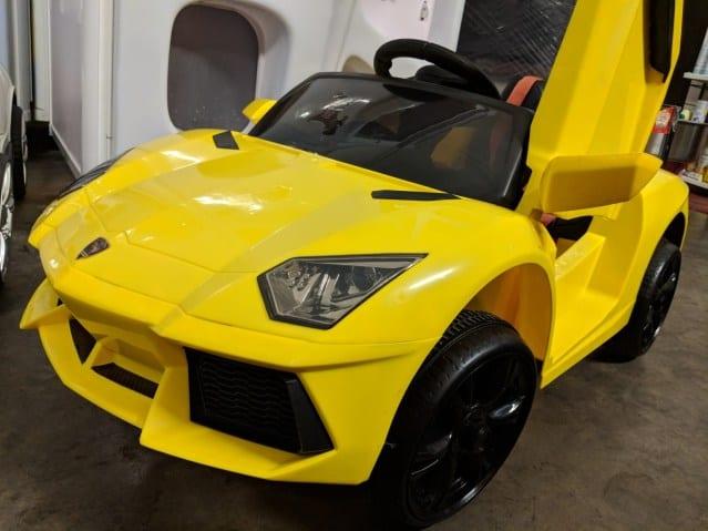 Kids Battery Car Rental