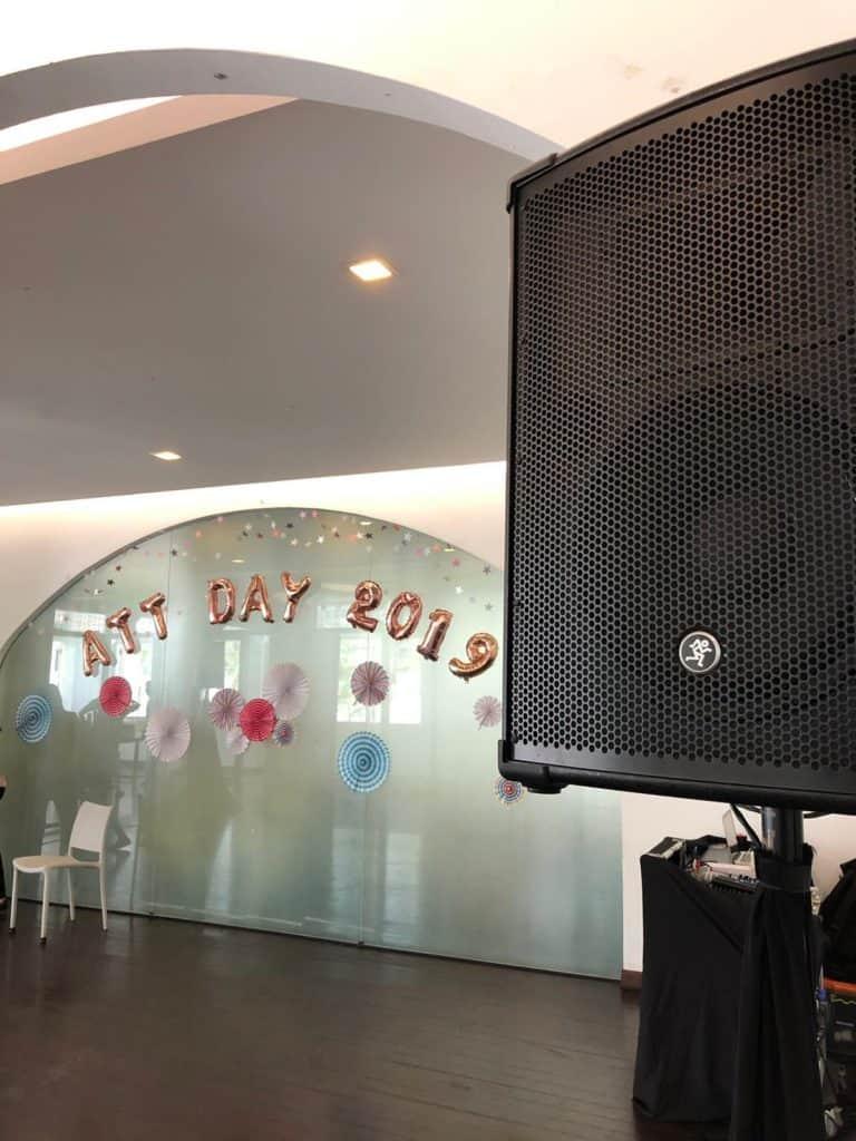 sound system rental singapore