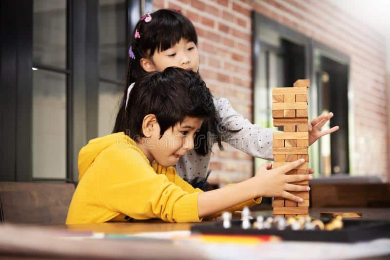 Jenga Singaore Board game HOSTING