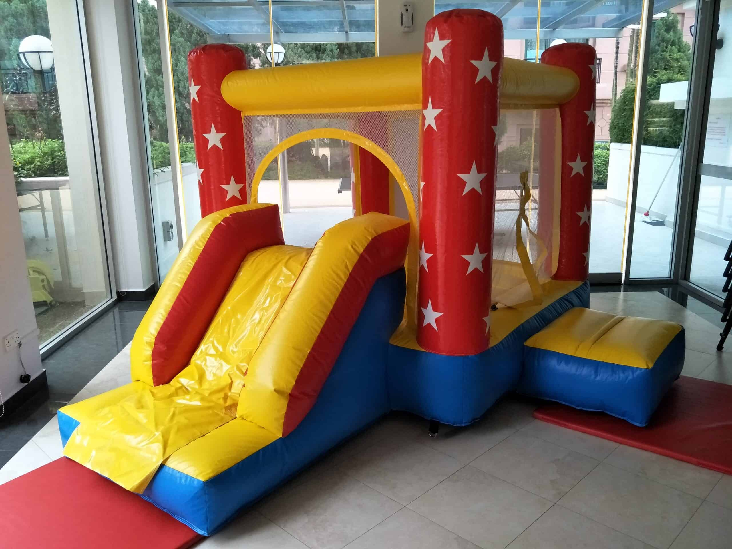 Starry Bouncy Castle Singapore